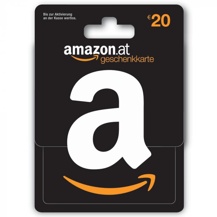 Amazon Gutschein 20