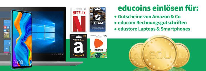 A1 Internet TV educoins