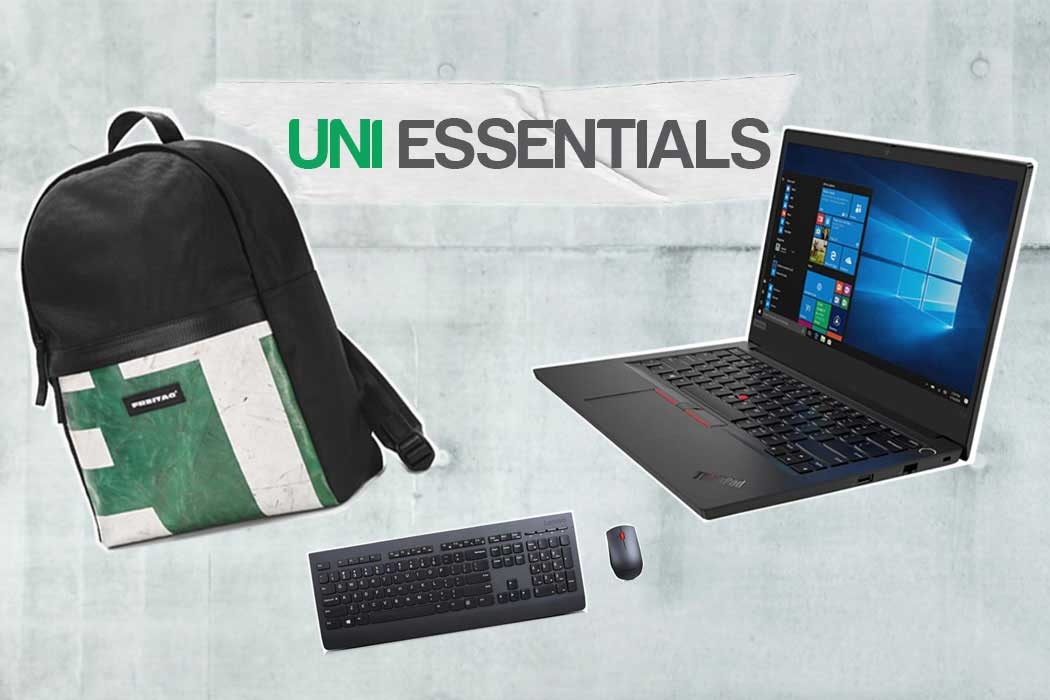 Deine Essentials für das neue Semester
