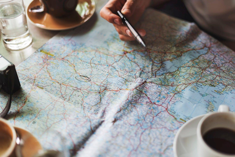 Reisen … on a Budget