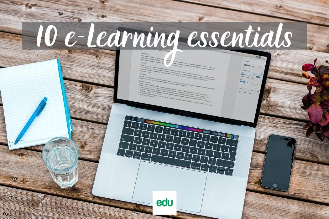 10 e-Learning essentials 2020
