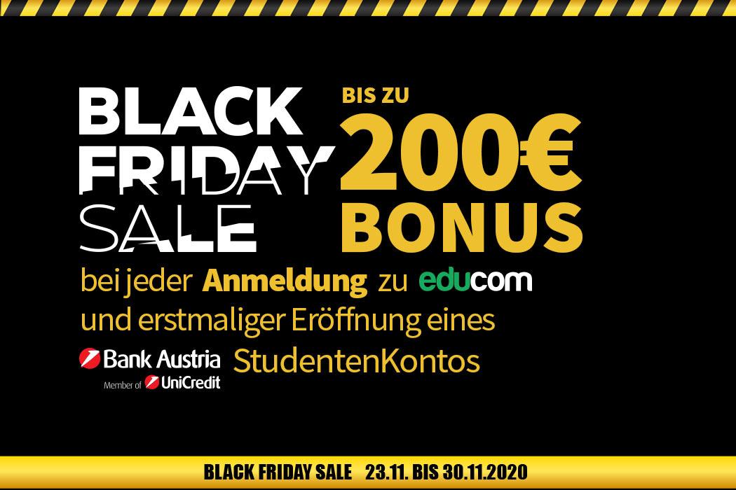 BLACK FRIDAY WEEK 2020: vamos Jahrestarif, bis zu 200€ Bonus, Vergünstigungen und Tarif-Upgrades